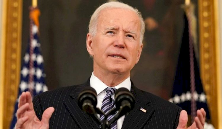 Biden to Issue Executive Order Requiring Background Checks for So-Called 'Ghost Guns'