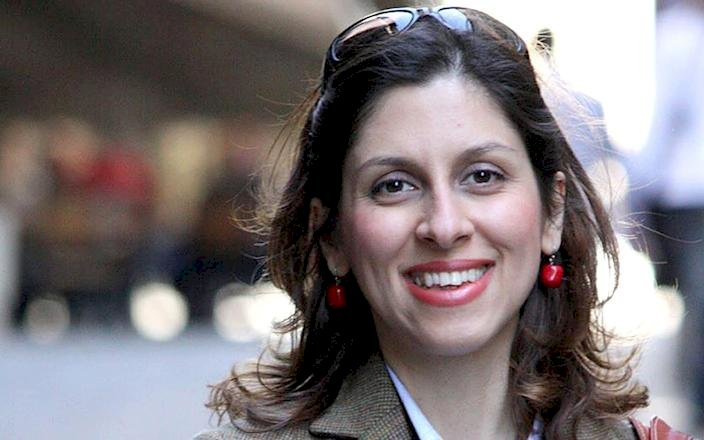 Nazanin Zaghari-Ratcliffe will be freed once arms debt is paid, Iranian official says