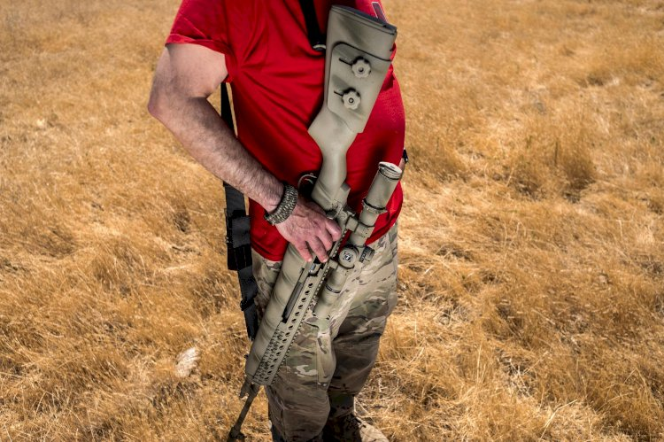 Military units track guns using tech that could aid foes