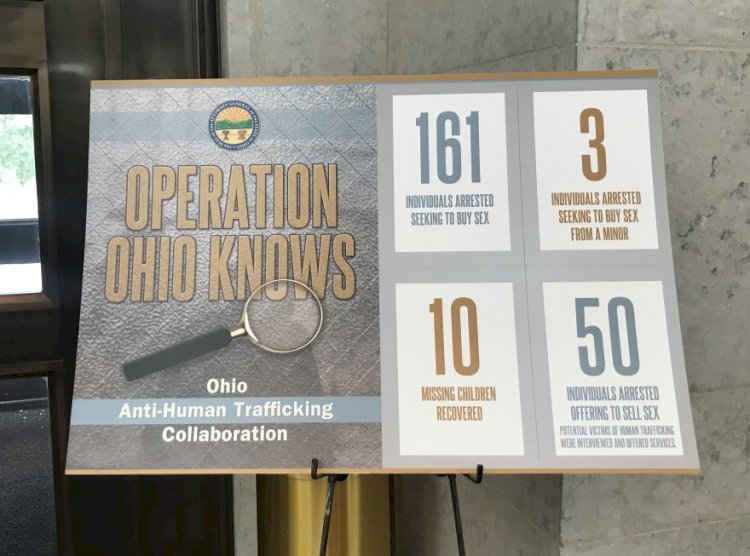 Largest human trafficking sting in Ohio history nets 161, including city councilman