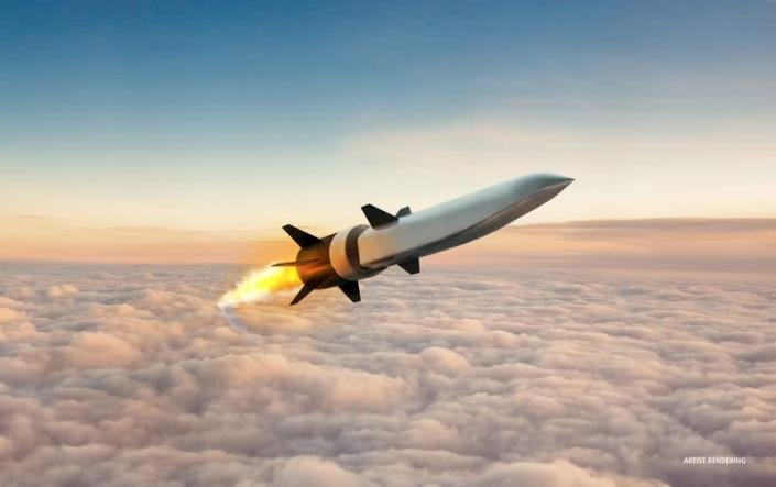 Pentagon says hypersonic weapons are too expensive